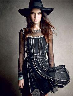 Models - #top #model #fashion #style #KendallJenner #Prada #Vogue