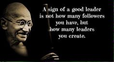 On the October check here the Mahatma Gandhi facts and quotes that will give you lots of inspirationa and motivation. Servant Leadership, Good Leadership Quotes, Leader Quotes, Leadership Qualities, Quotes Wolf, Me Quotes, Motivational Quotes, Inspirational Quotes, Quotable Quotes