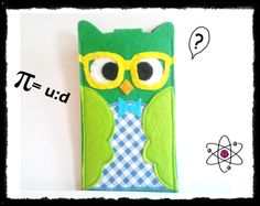 Nerd owl phone case by Avantalia.deviantart.com on @DeviantArt