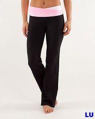 98318b49d4 Wholesale retail New designer brand LULULEMON pants Cheap Yoga lulu lemon  clothing Size 2 4 6 8 10 12 black lululemon pants-in Pants & Capri.
