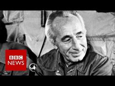 Shimon Peres: An emigre who became a world statesman - BBC News Shimon Peres, Bbc News, Looking Back, Che Guevara, How To Become, World, Watch, Videos, Clock