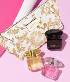 Perfect for the luxurious mom, Versace parfums are just her style. Crystal Noir or Yellow Diamond or Bright Crystal (or all three) make an amazing Mother's Day gift.
