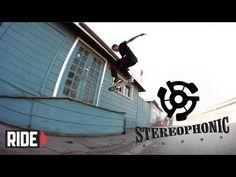 Ben Fisher in Stereophonic Sound: Volume 1 #skate #skateboarding