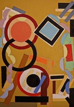 "Saatchi Art Artist Julien Corcoran Porisse; Painting, ""Lyrical Structure"" #art"