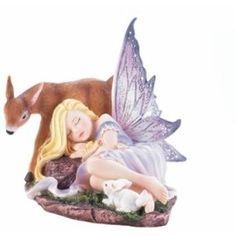 Woodland Fairy Figurine