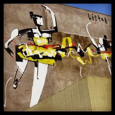 across the street from Bao   anthony lister   street art   graffiti