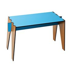 Anymal Stool Azure, £135, now featured on Fab.