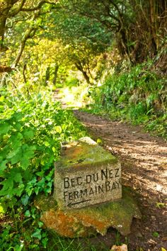 The way to Bec du Nez and Fermain Bay, Guernsey.