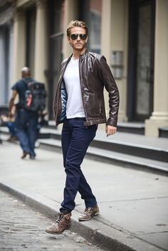 Mens leather jackets.  Leather jackets really are a very important part of every man's set of clothes. Men require jackets for several situations and several varying weather conditions