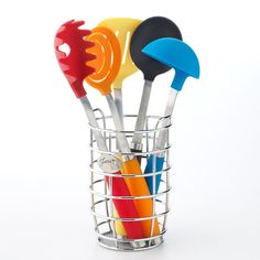 Kitchen gadgets. ....  utensil set