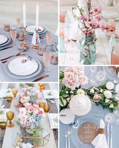 Decoração de casamento | O significado das cores