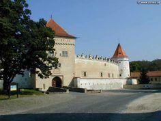 Slovakia, Kežmarok - Castle