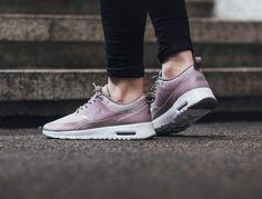 Nike Air Max Thea Textile, women's, Plum Fog/Purple Smoke