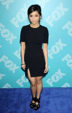 Brenda Song At The 2013 FOX Upfront