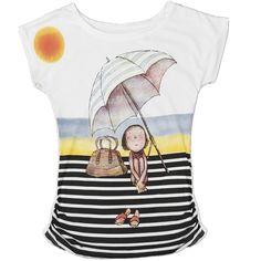 2016 Top Vente Femmes Vêtements De Mode Vintage Printemps Été À Manches Courtes Imprimé Animal Filles Coton Femme Femmes T-shirt