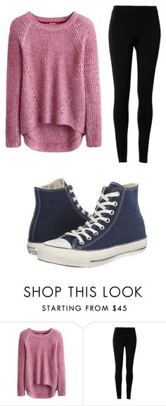 """""""Untitled #25"""" by loverofcake15 ❤ liked on Polyvore featuring moda, Max Studio, Converse, women's clothing, women's fashion, women, female, woman, misses e juniors"""