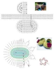 Crochet Baby Shoes, Crochet Baby Booties, Knit Crochet, Crochet Diagram, Crochet Patterns, Baby Booties Free Pattern, Baby Suit, Knitted Dolls, Free Baby Stuff