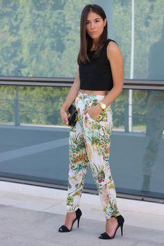 My Fashion Mirror: crop top