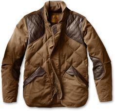 1936 Skyliner Hunting Model Expedition Cloth® Jacket   Eddie Bauer