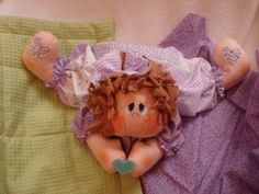 cakarekos: Molde de boneca de pano
