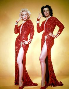 """Read all about it: excellent overview of our Marilyn Monroe series in the latest issue of the """"Columbus Dispatch."""" Series begins July 6 with """"Gentlemen Prefer Blondes."""""""