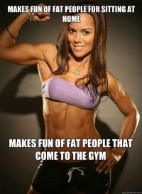 Scumbag fit girl