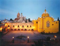 Museo Regional Potosino, San Luis Potosí, México.