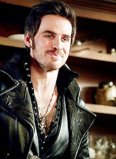 "Killian + that cheeky grin in ""Quiet Minds"""