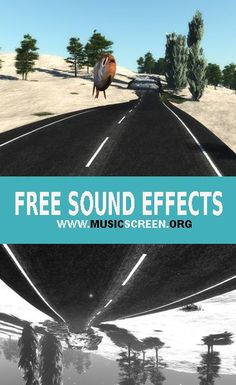 Free Sound Effects for commercial and non commercial use.