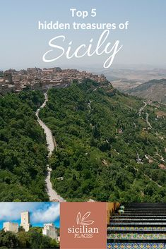 While the most iconic and popular attractions on the island are guaranteed to excite and inform, sometimes you have to break away from the primary tourist trail to achieve a comprehensive flavour of Sicily. With that in mind, we've compiled a list of the top 5 hidden treasures in Sicily for you to discover during your holiday…