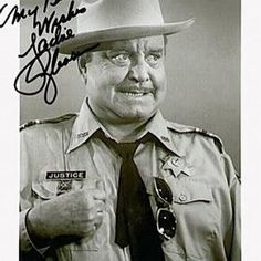 The lovable Jackie Gleason.i thought that he was hilarious in SMOKEY AND THE BANDIT.