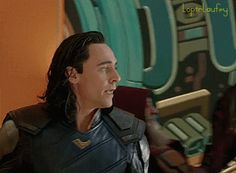 i goes interesting when you realise grandmaster was subtly hitting on Loki throughout the movie