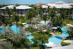Providenciales, Turks and Caicos--rated in top 10 all-inclusive beach resorts and great for families