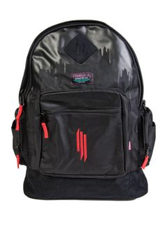 SKRILLEX BACKPACK (BLACK)
