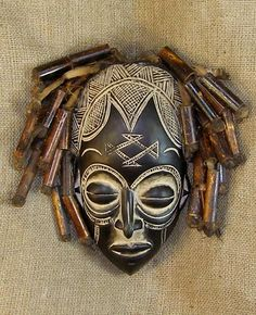 African Masks ans Statues | coleymccann