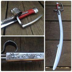 Polish L guard saber