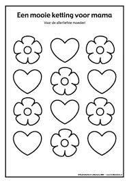 Poppenkast Kleurplaat Mooie Tekeningen Of Kleurplaten Categorie Moederdag