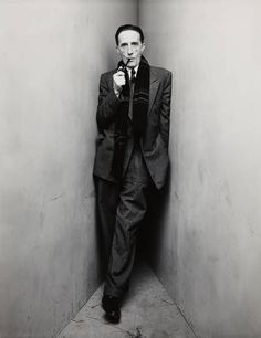 Marcel Duchamp by Irving Penn, New York, Gelatin silver print, selenium toned x The Morgan Library & Museum; Gift of Irving Penn; Copyright 1984 by Irving Penn. Marcel Duchamp, Celebrity Photography, Portrait Photography, Fashion Photography, Photography Office, Richard Avedon, Irving Penn Portrait, Hans Richter, Vogue Cover