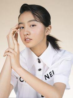 Kōki, とシャネルの「ルージュ ココ フラッシュ」第2回 Japanese Drama, Hair Images, Kawaii Girl, Vsco, Chanel, Singer, Actresses, Model, How To Make