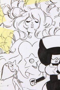 Rebecca Sugar - Artwork - Will You Come Back - Nucleus | Art ...