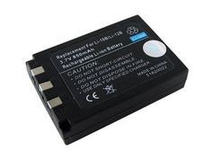 Olympus Li-12B Replacement Digital Camera Battery 850mAh (Replacement) $0.12