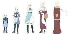 Furostomi Yukina Aging by NinjaAdoptables.deviantart.com on @DeviantArt