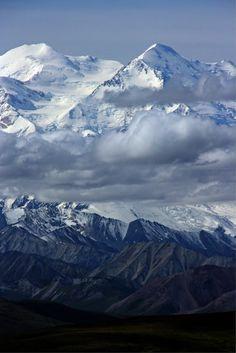 Majestic Mt. McKinley .. Alaska