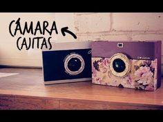 Vídeo: ¡Haz cajitas con forma de cámara de fotos!
