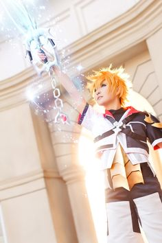 Ventus from Kingdom Hearts