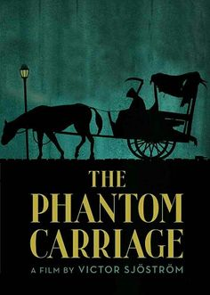 'The Phantom Carriage'  (1921)  *A Criterion Collection Film