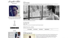 Black and white Blogger template with a unique layout. The Simple and Chic Template is a modern premade Blogger template that is fully upgraded!