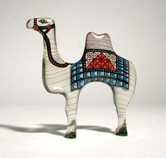Abraham Palatnik Camel Figurine