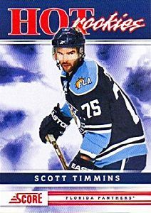 Scott Timmins To Play For The Straubing Tigers in Germany's DEL