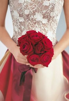 Ideias para buquês de noiva